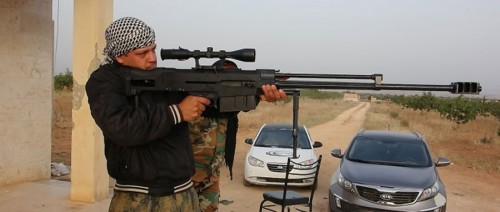 Anti-materiel ammo
